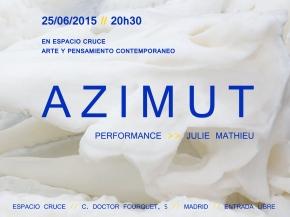 Cartel AZIMUT-2