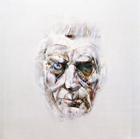 Louis le brocquy - Beckett