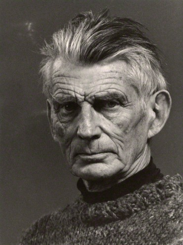 NPG x31097; Samuel Beckett by Hugo Jehle