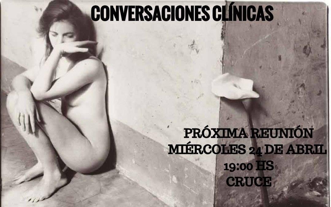 foto conversaciones clínicas 24 de abril